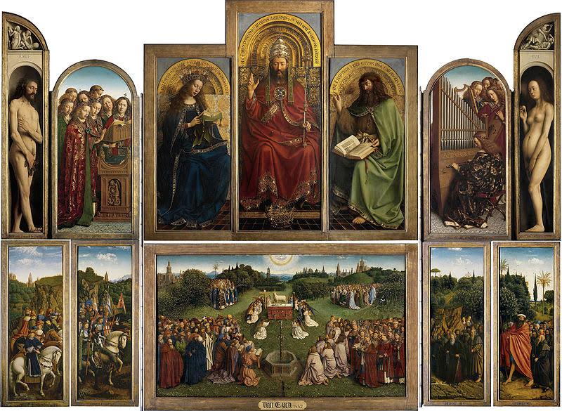 05 Jan Van Eyck Από Web Gallery of Art