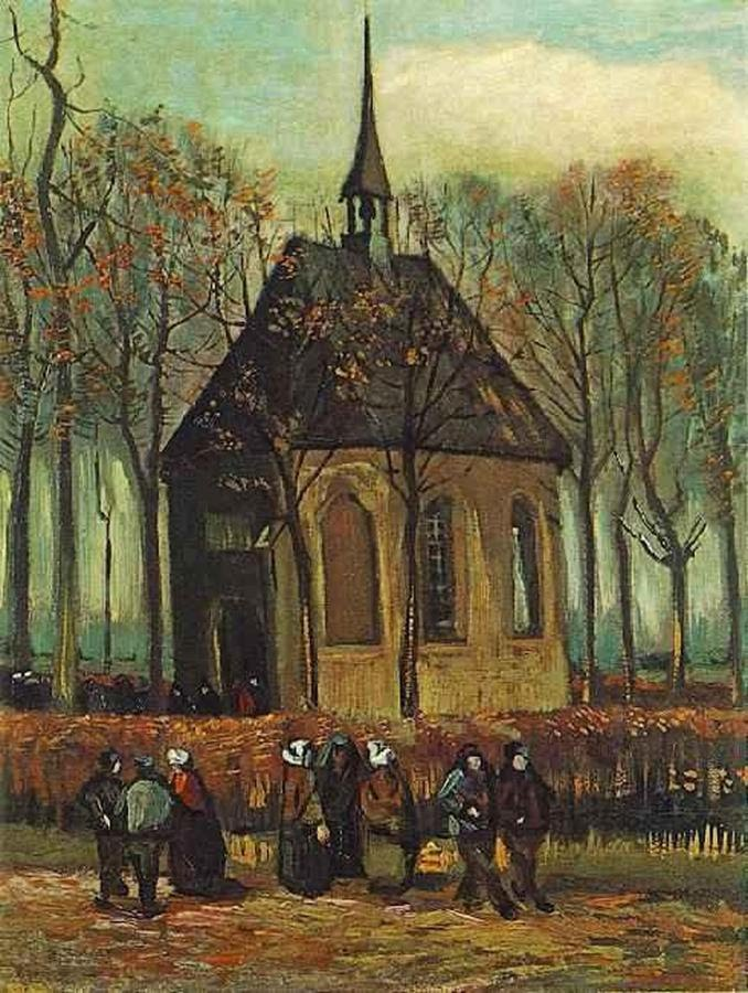09 Church Van Gogh
